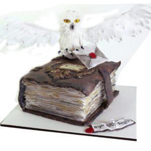 Торт Сказочная книга