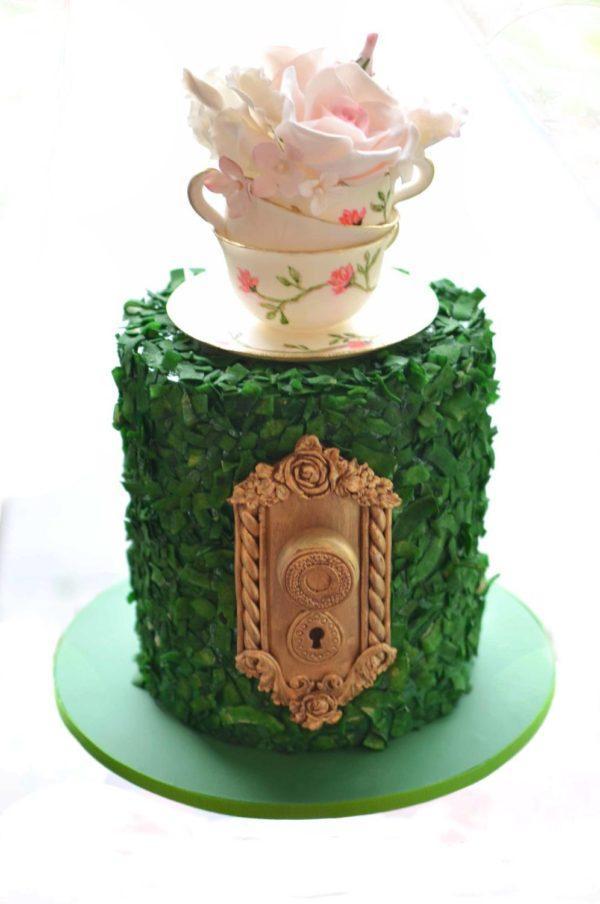 Торт загадка