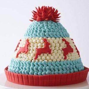 Торт шапка