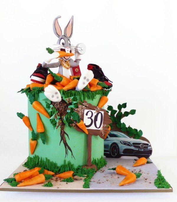 Морковная сказка