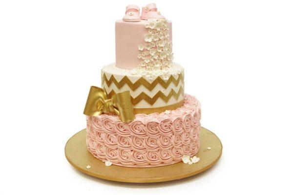 Торт башмачки