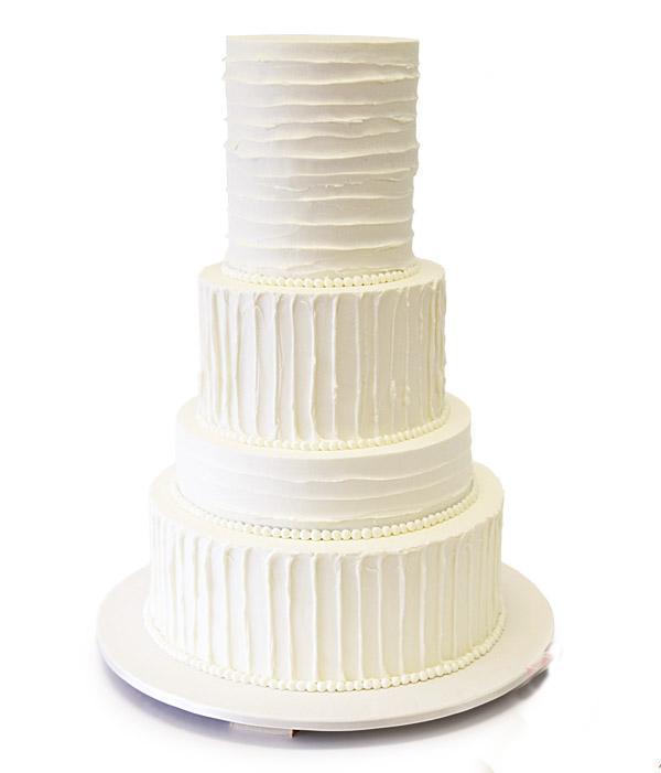 Торт белый рай